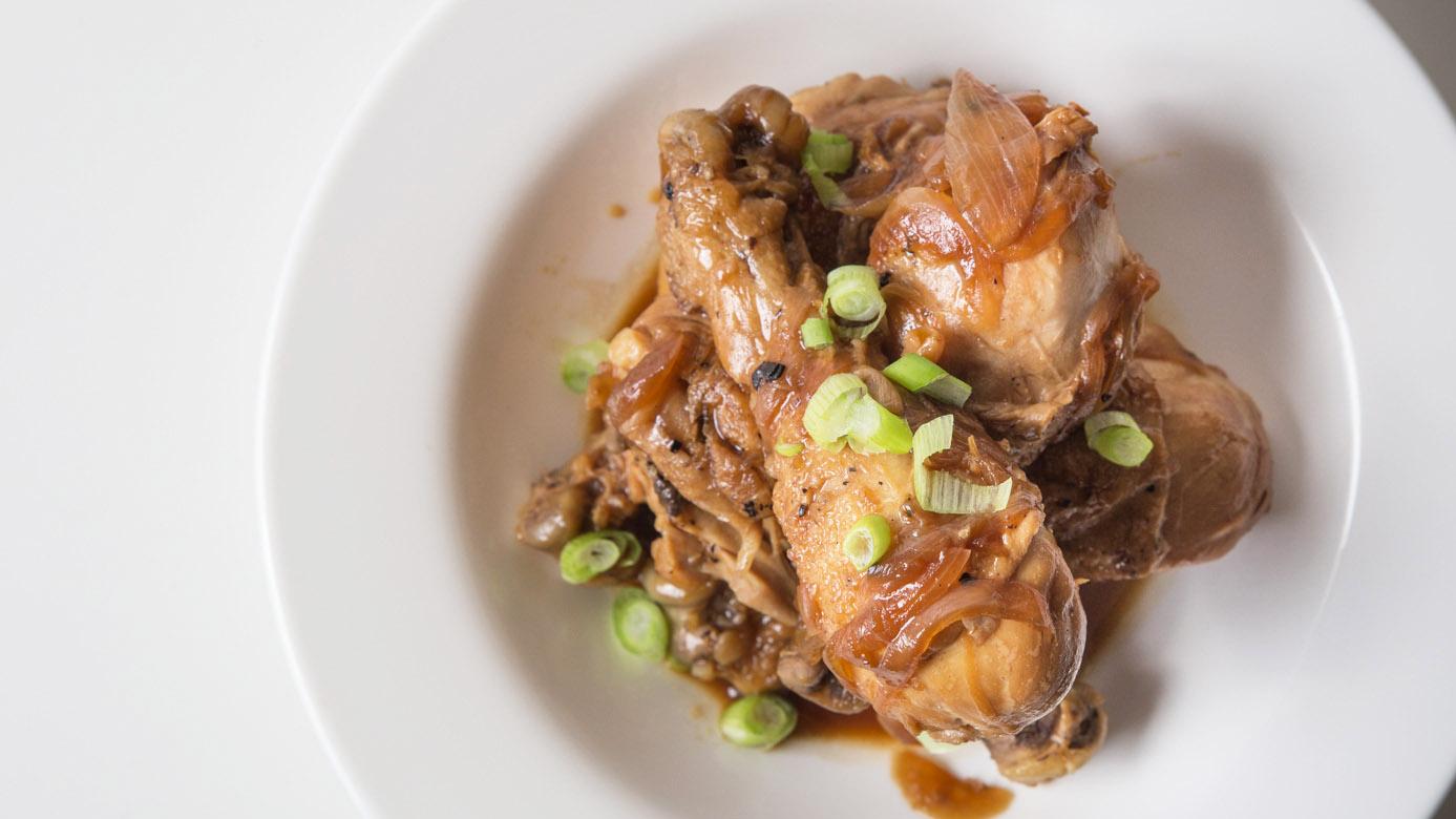 Filipino Chicken Adobo - Instant Pot Recipes