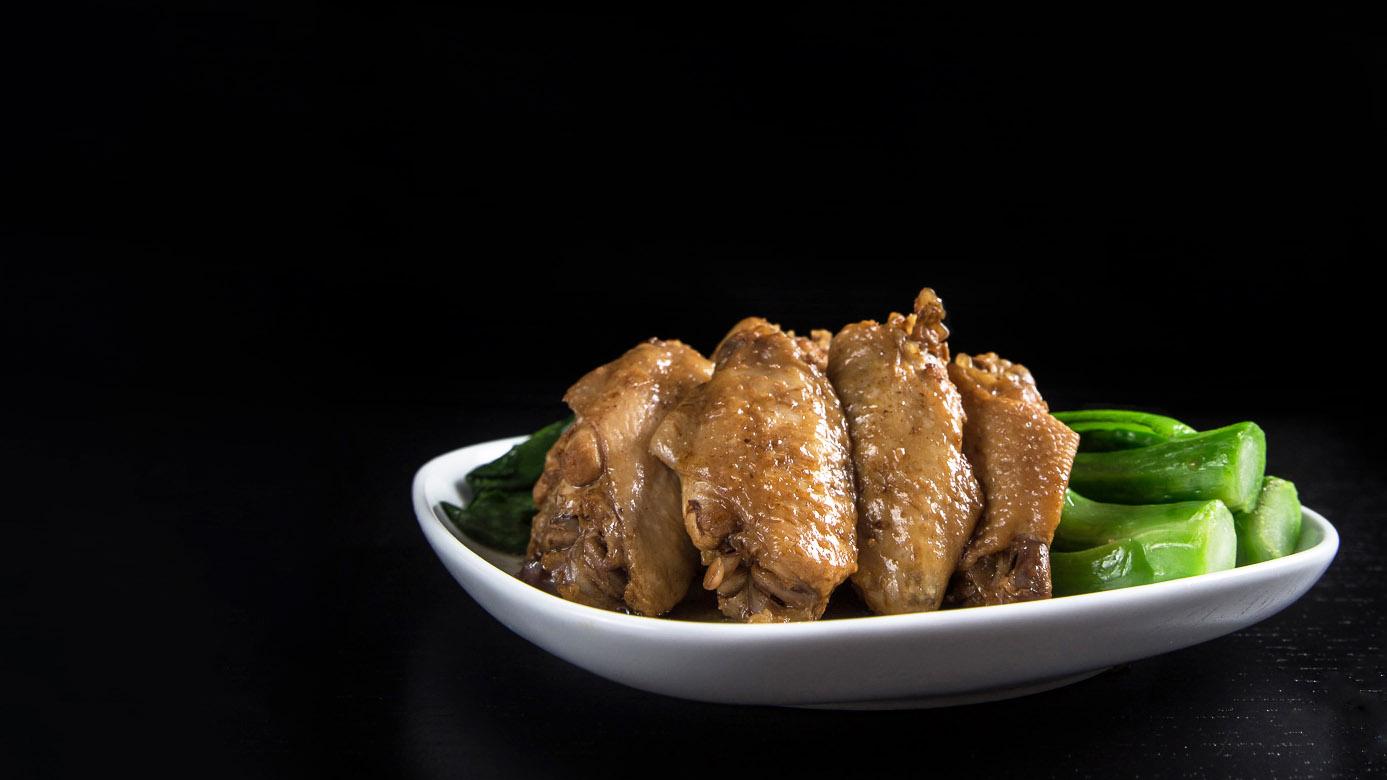 Coca Cola Chicken Wings Pressure Cooker