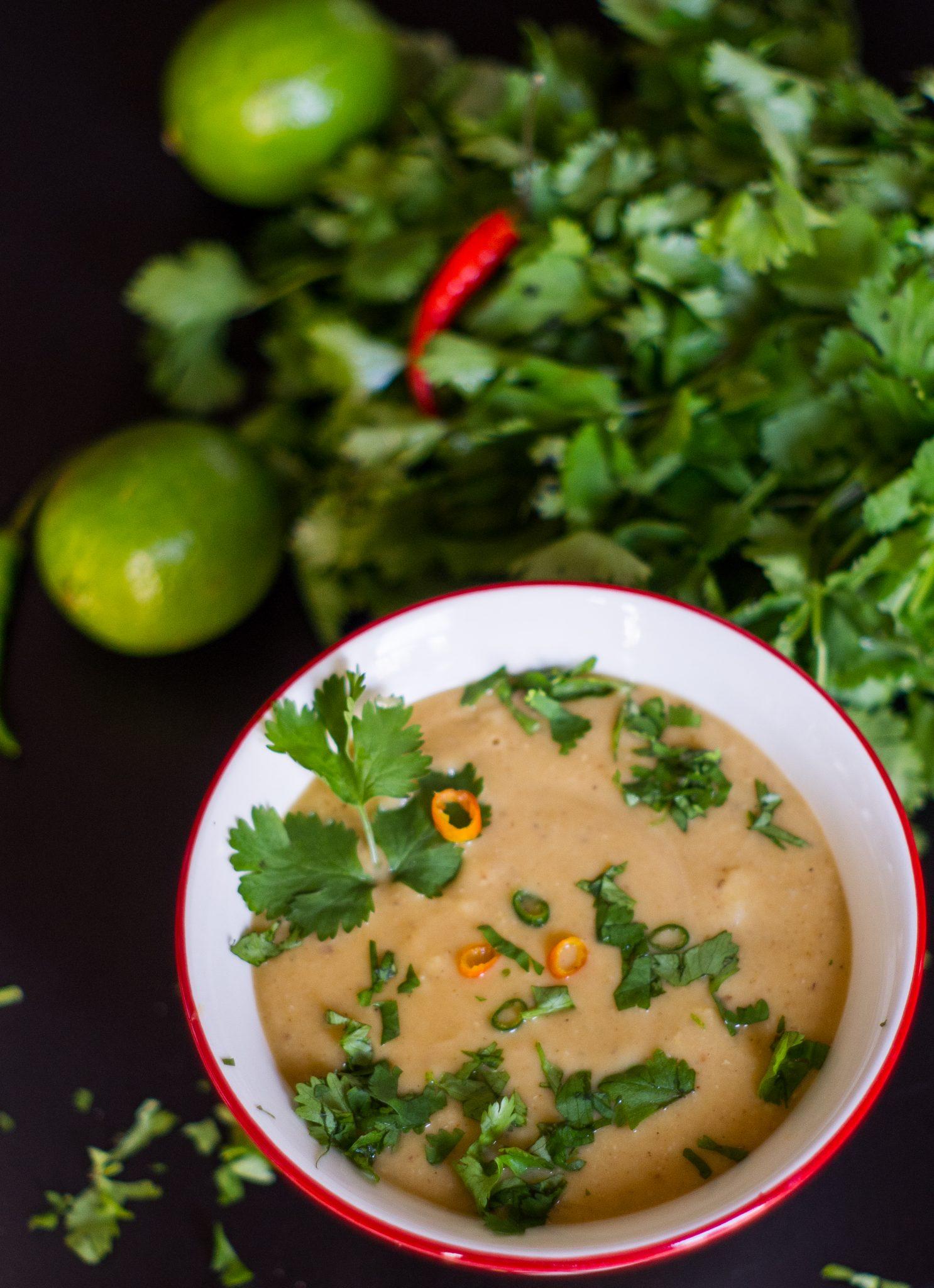 Instant Pot Thai Red Curry Lentil Soup – Recipes ...