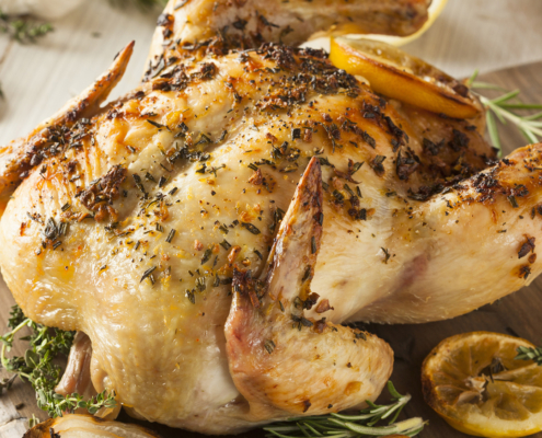 instant pot chicken, whole chicken recipe