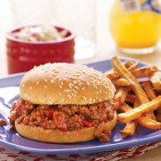 instant pot recipe, instant pot ground beef recipe, instant pot sloppy joes recipe