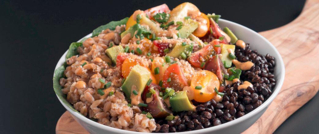 Mini Lentils And Farro Recipesstantpot