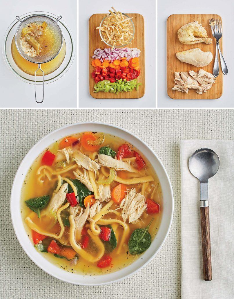 Chicken Noodle Soup Instant Pot Recipes