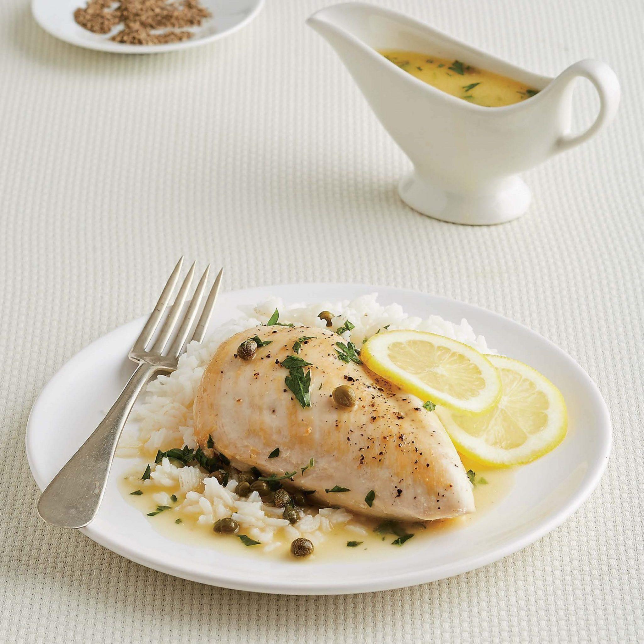 Chicken piccata recipes for Instant pot fish recipes