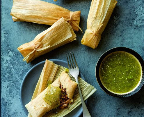 Tamale recipes