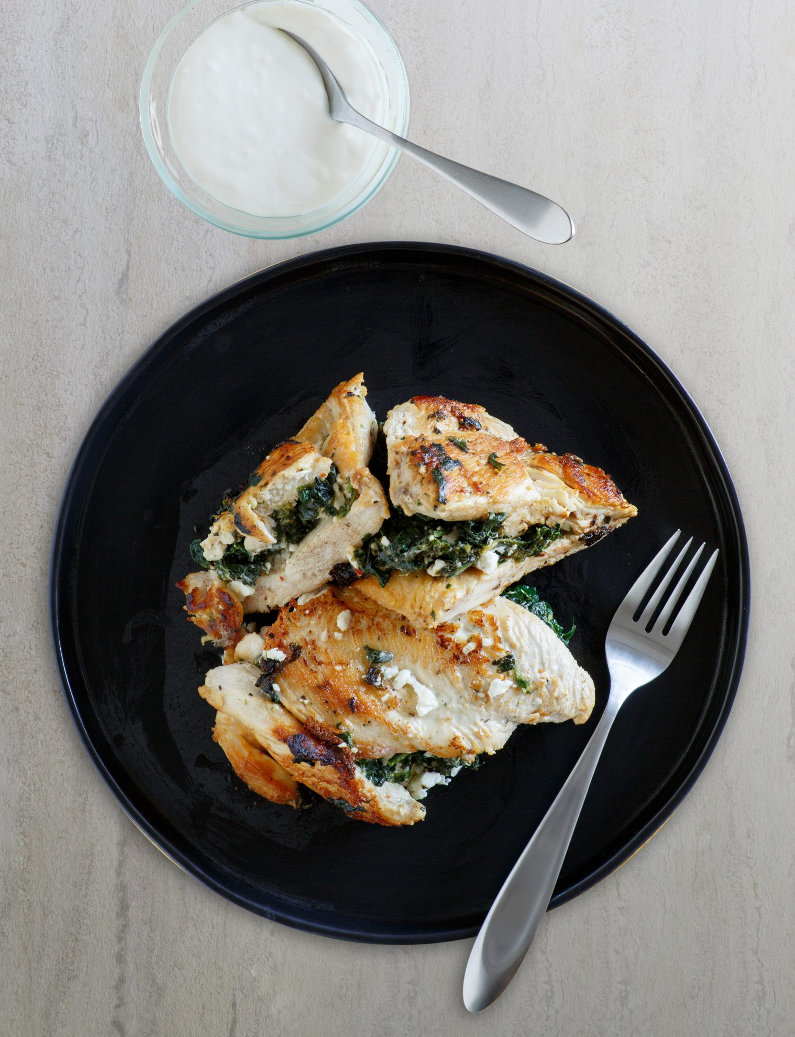 Spinach And Feta Stuffed Chicken Instant Pot Recipes