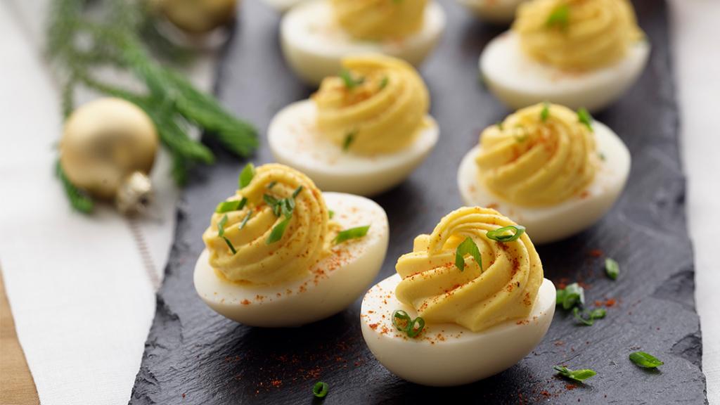 Classic Deviled Eggs Instant Pot Recipes