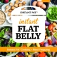 Instant Flat Belly Cookbook by Patricia Gilroy
