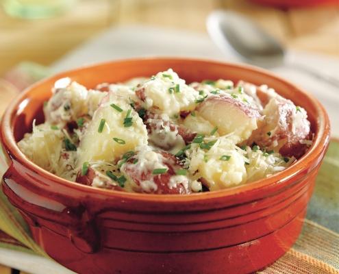 Chunky Rach Potatoes