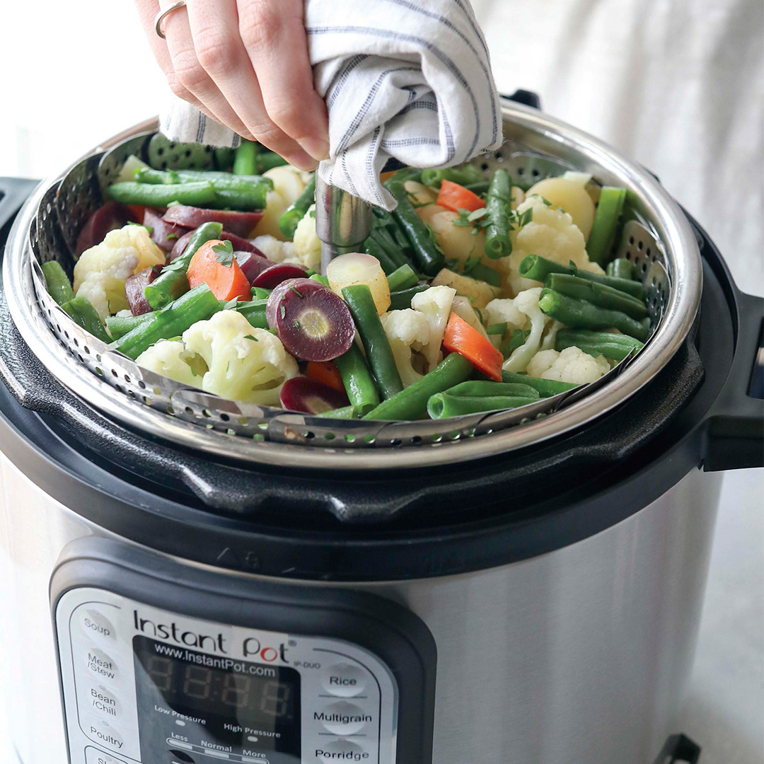 Instant Vegetable Medley Instant Pot Recipes