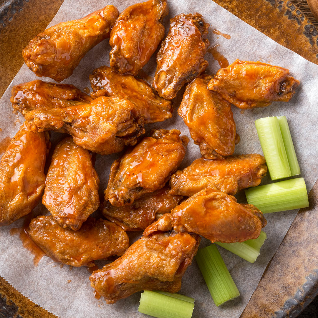 instant pot chicken wings
