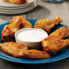 Buffalo hot wings