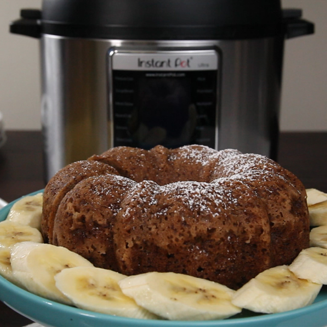 instant pot bread