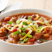 instant pot recipe, instant pot chili recipe, instant pot beef and black bean chili recipe