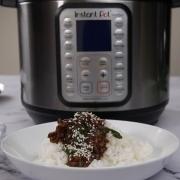 instant pot beef bowl