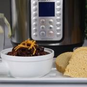 chewie's chili, instant pot chili, instant pot recipe, instant pot chili recipe, instant pot star wars