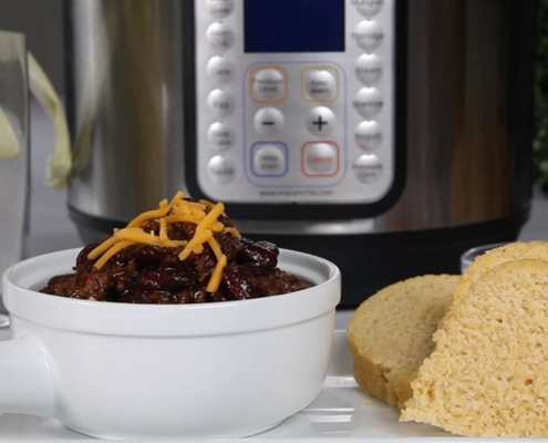 chewie's chili, instant pot chili, instant pot recipe, instant pot chili recipe, instant pot star wars