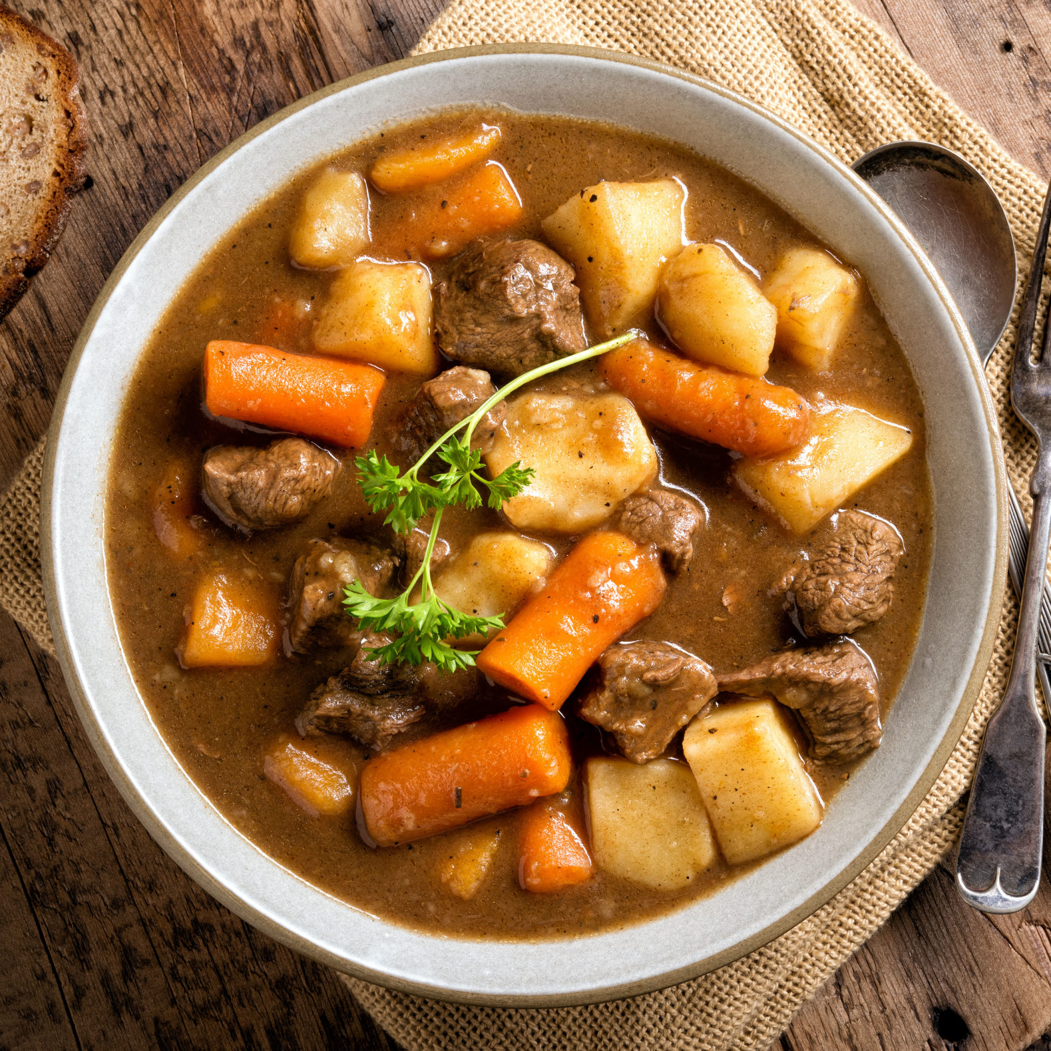 Basic Beef Stew Instant Pot Recipes