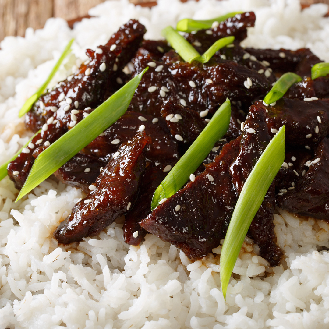 instant pot Mongolian beef recipe