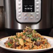 instant pot rice