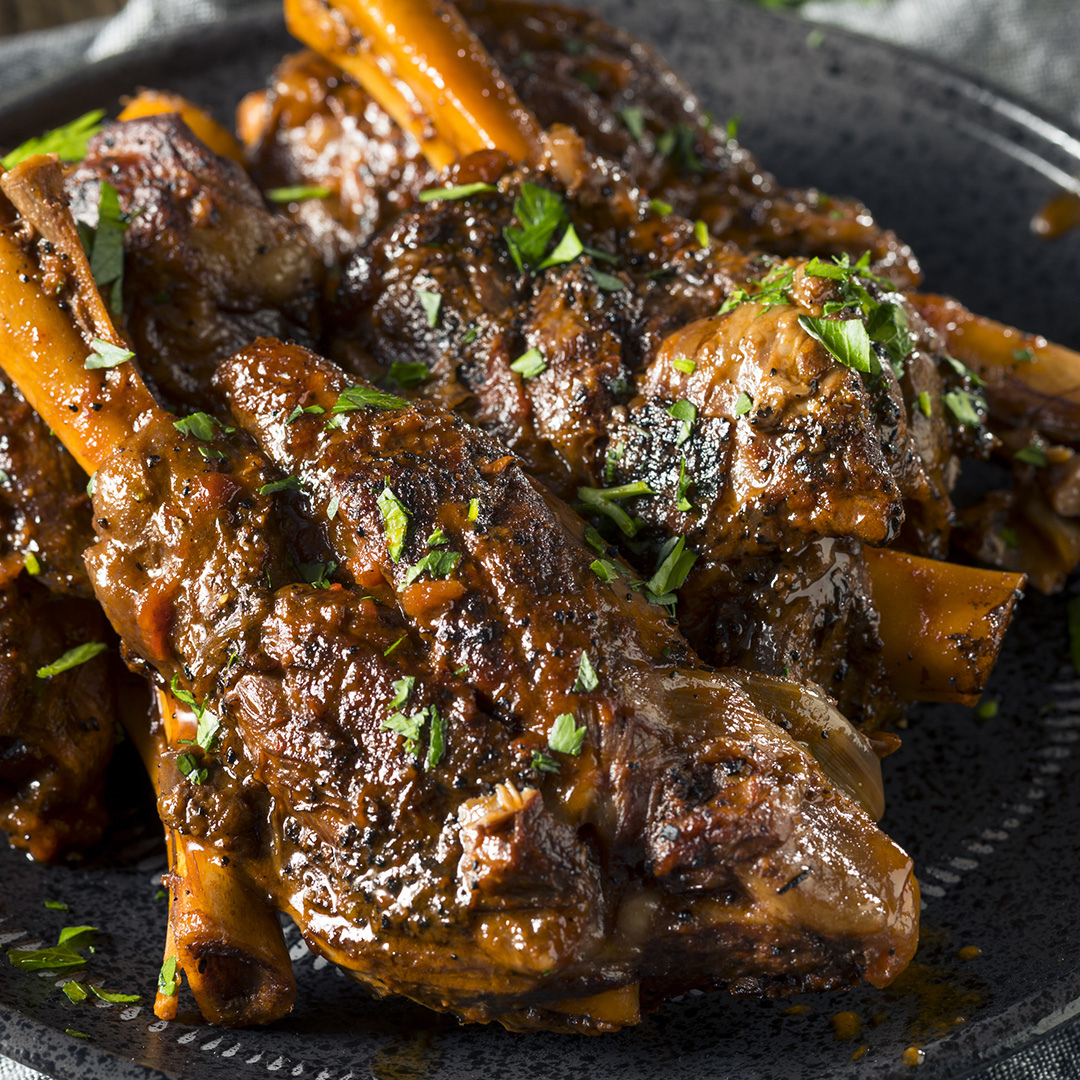 instant pot lamb shanks