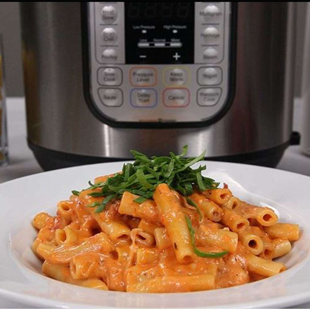 Frittata di pasta ziti