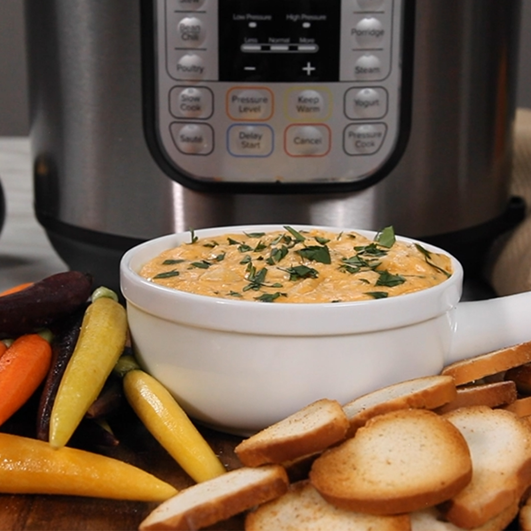 Buffalo Ranch Chicken Dip Instant Pot Recipes