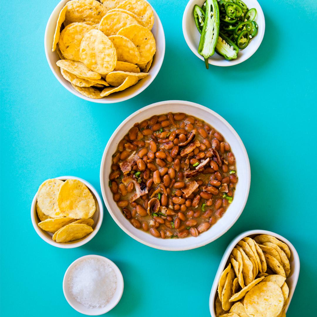 Frijoles Borrachos (Drunken Beans) - Instant Pot Recipes