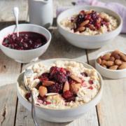 instant pot breakfast, instant pot oatmeal recipe, instant pot breakfast recipe, instant pot steal cut oats, breakfast recipes, pressure cooker recipes