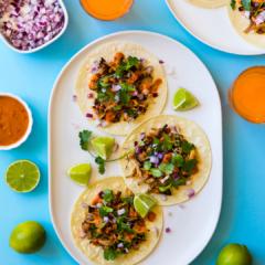 Pork Carnitas Taco