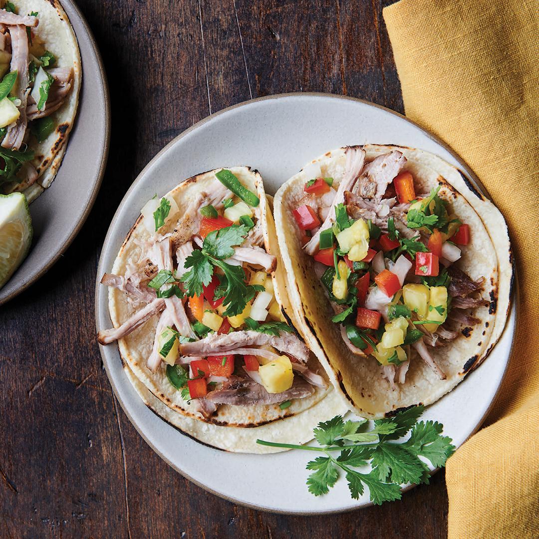 instant pot recipes, pork tacos, instant pot pork tacos, pressure cooker recipes
