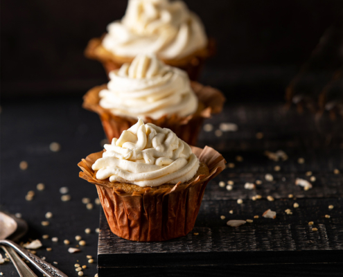 Traditional Cupcakes