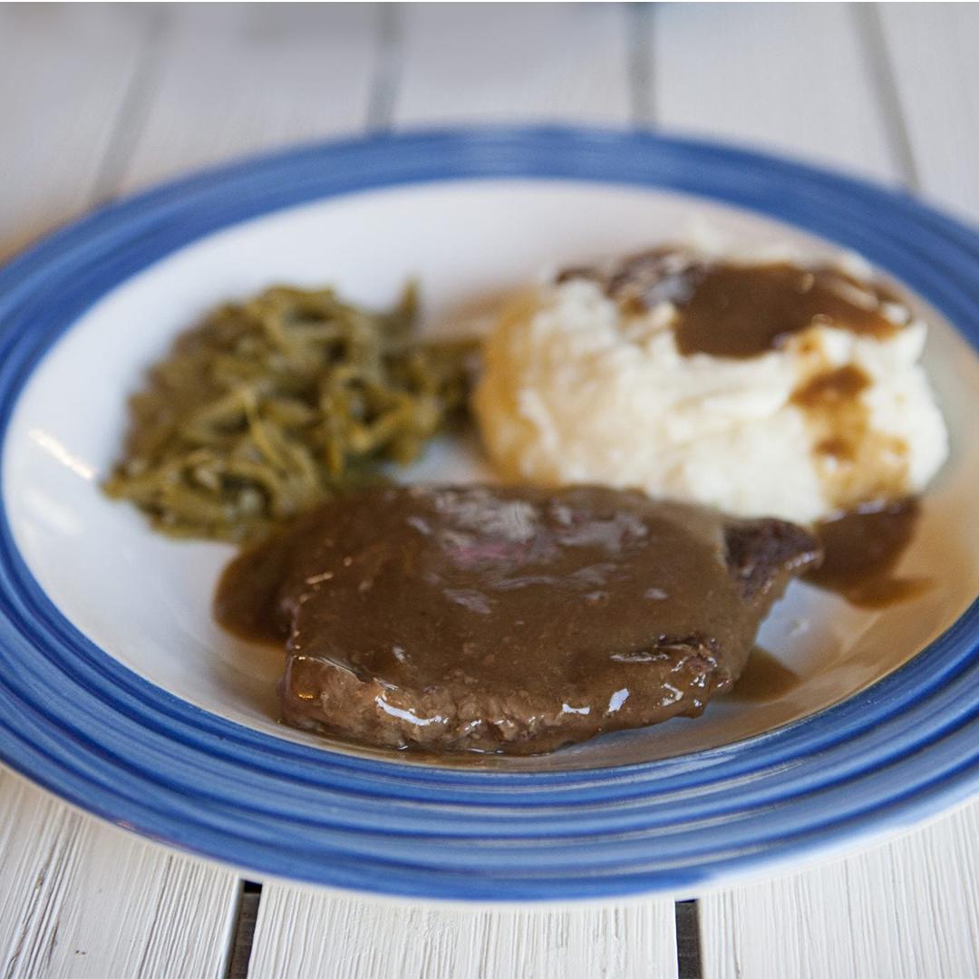 Baked Cubed Steak Instant Pot Recipes