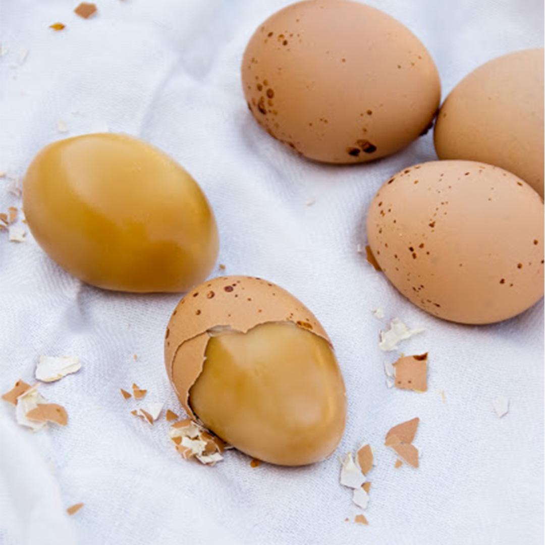 Korean Sauna Eggs Huevos Haminados Instant Pot Recipes