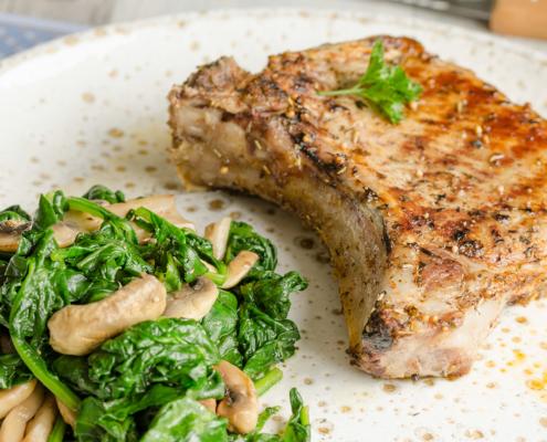 instant pot recipes, instant pot pork chops