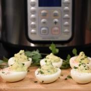 star wars instant pot recipes, instant pot egg recipes, instant pot deviled egg recipes, instant pot recipes, deviled eggs