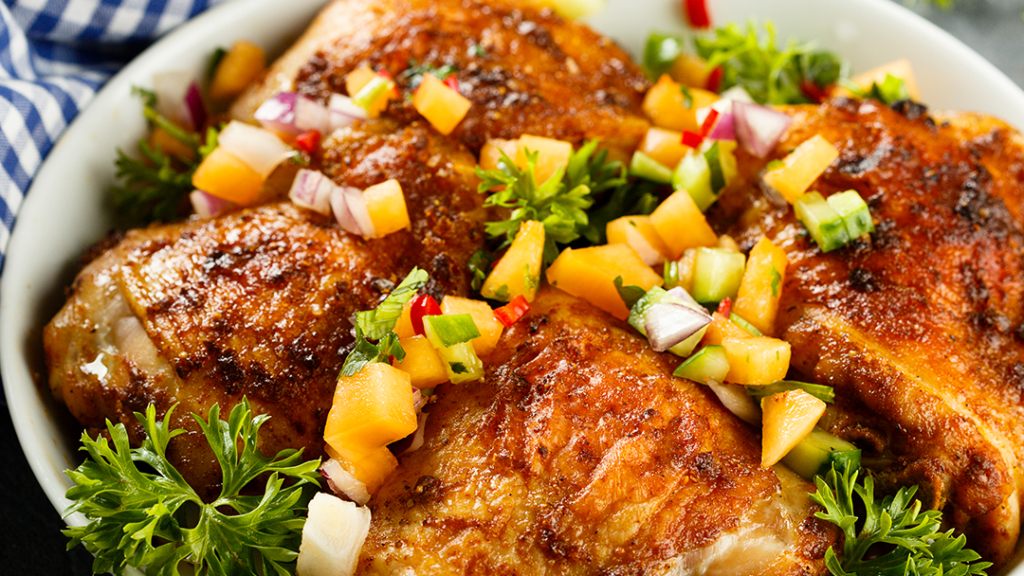 Apricot Pineapple Chicken Thighs Instant Pot Recipes