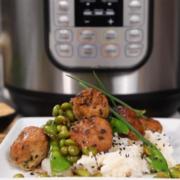 instant pot, instant pot recipes, instant pot meatballs, instant pot meatball recipes