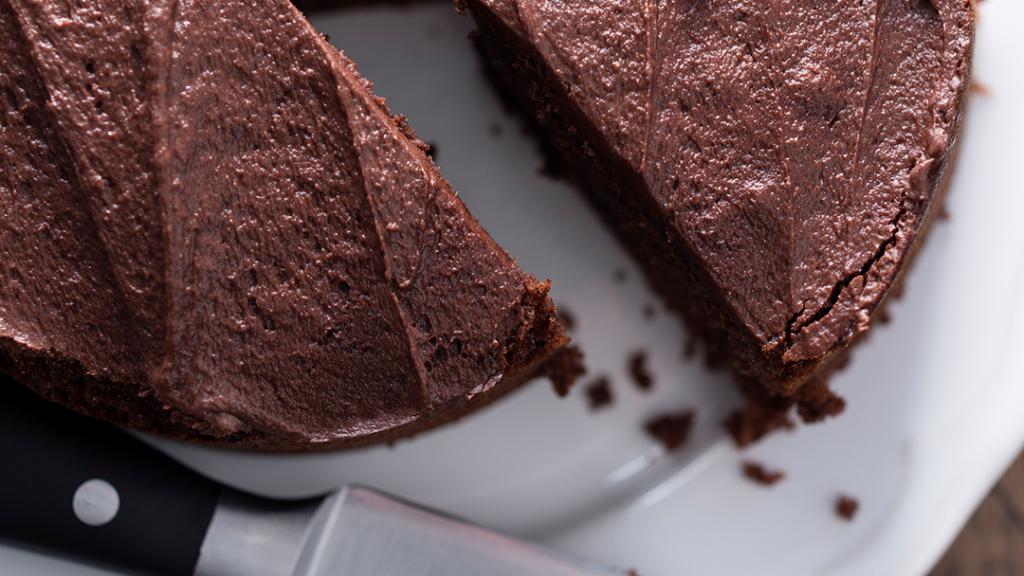 Fudgy Chocolate Cake - Instant Pot Recipes