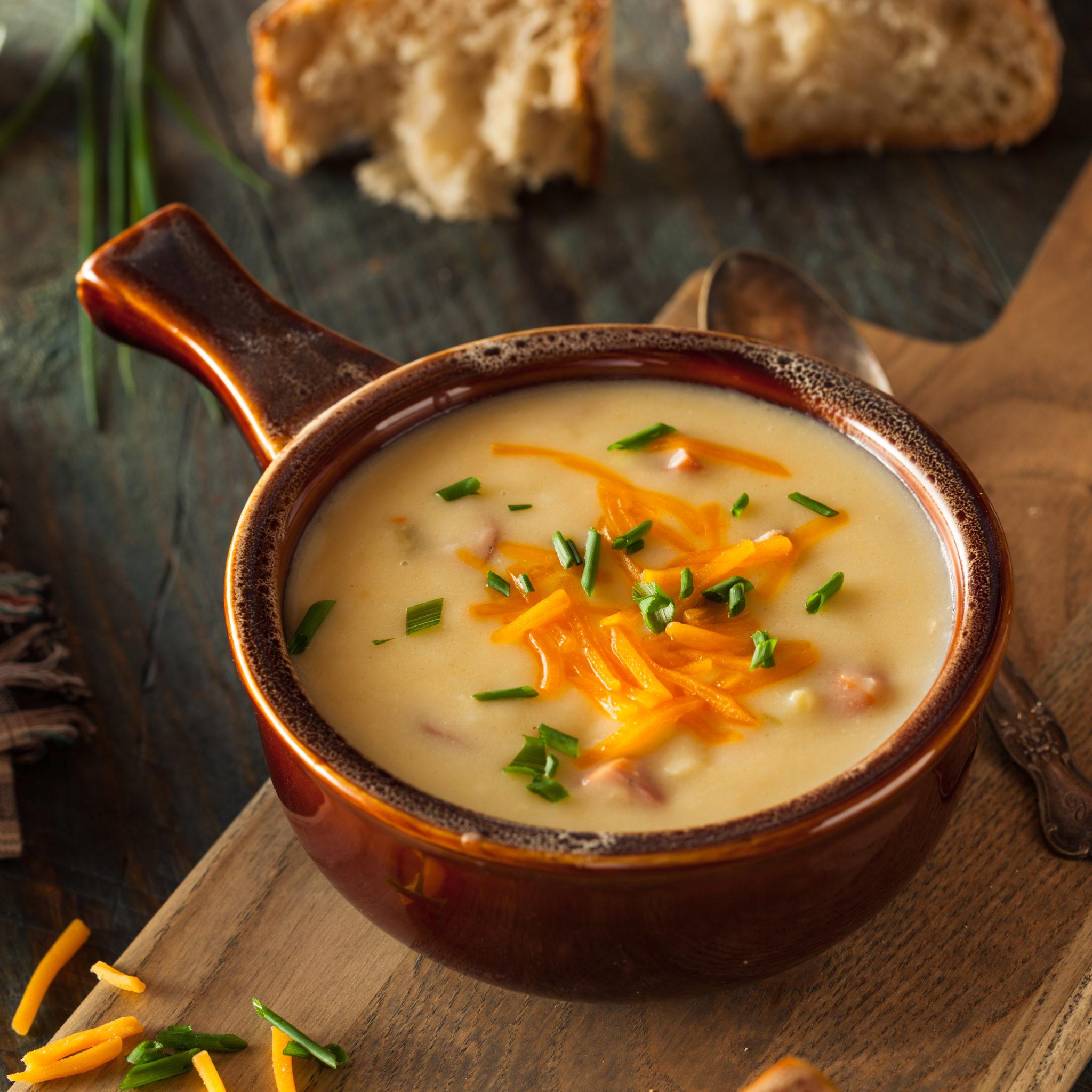 instant pot soup