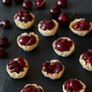 instant pot cherry pie