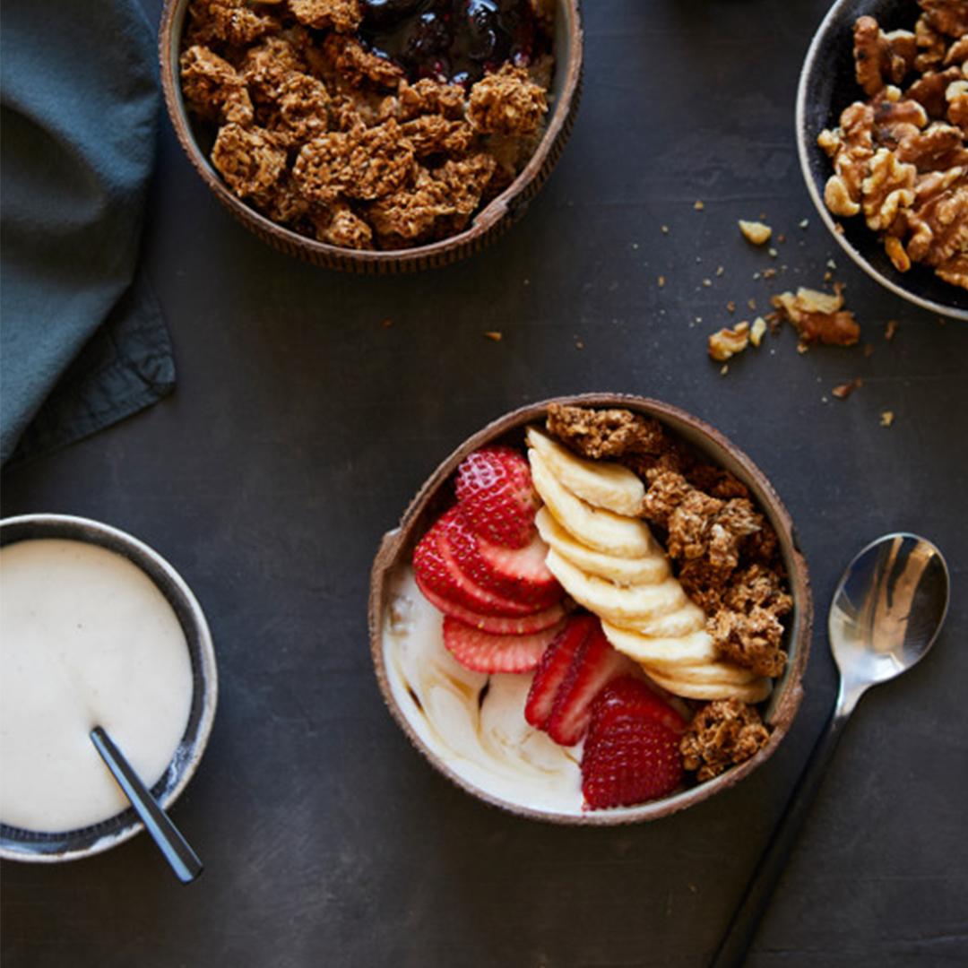 Fruity Quinoa Bowl