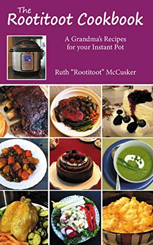 The Rootitoot Cookbook by Ruth McCusker