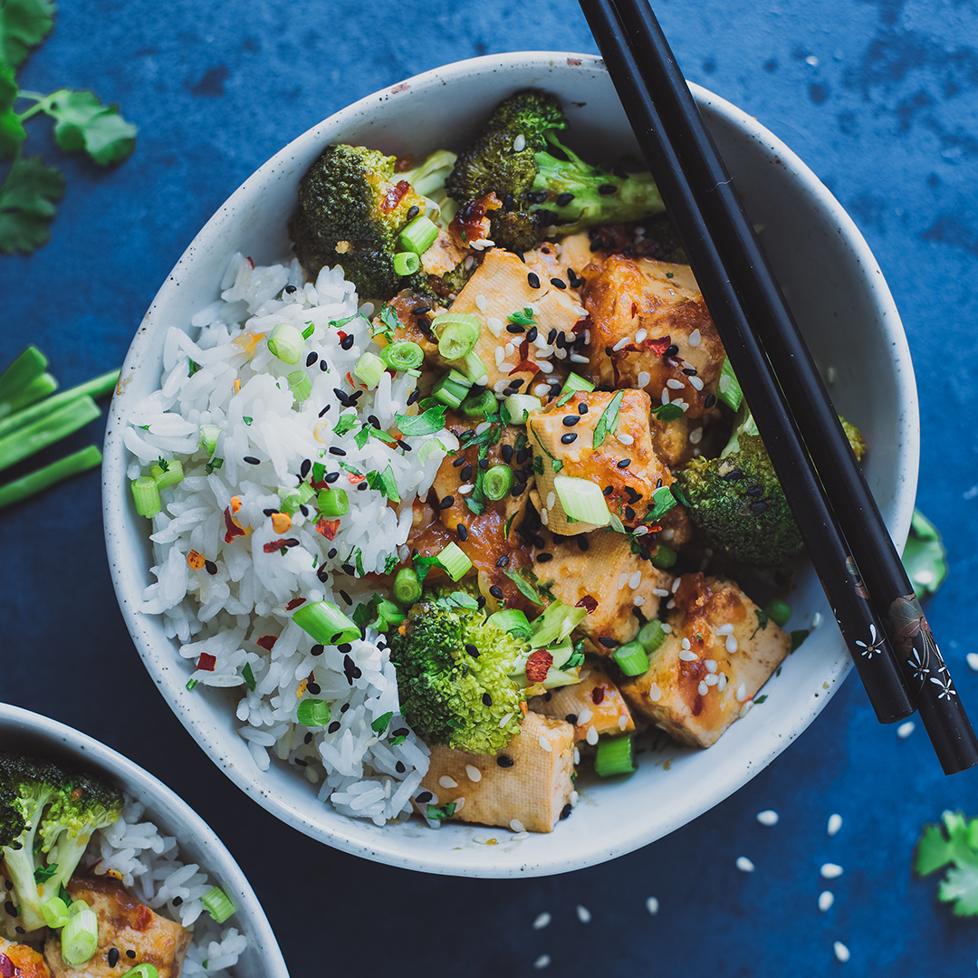Chinese Takeout Style Tofu And Broccoli Instant Pot Recipes