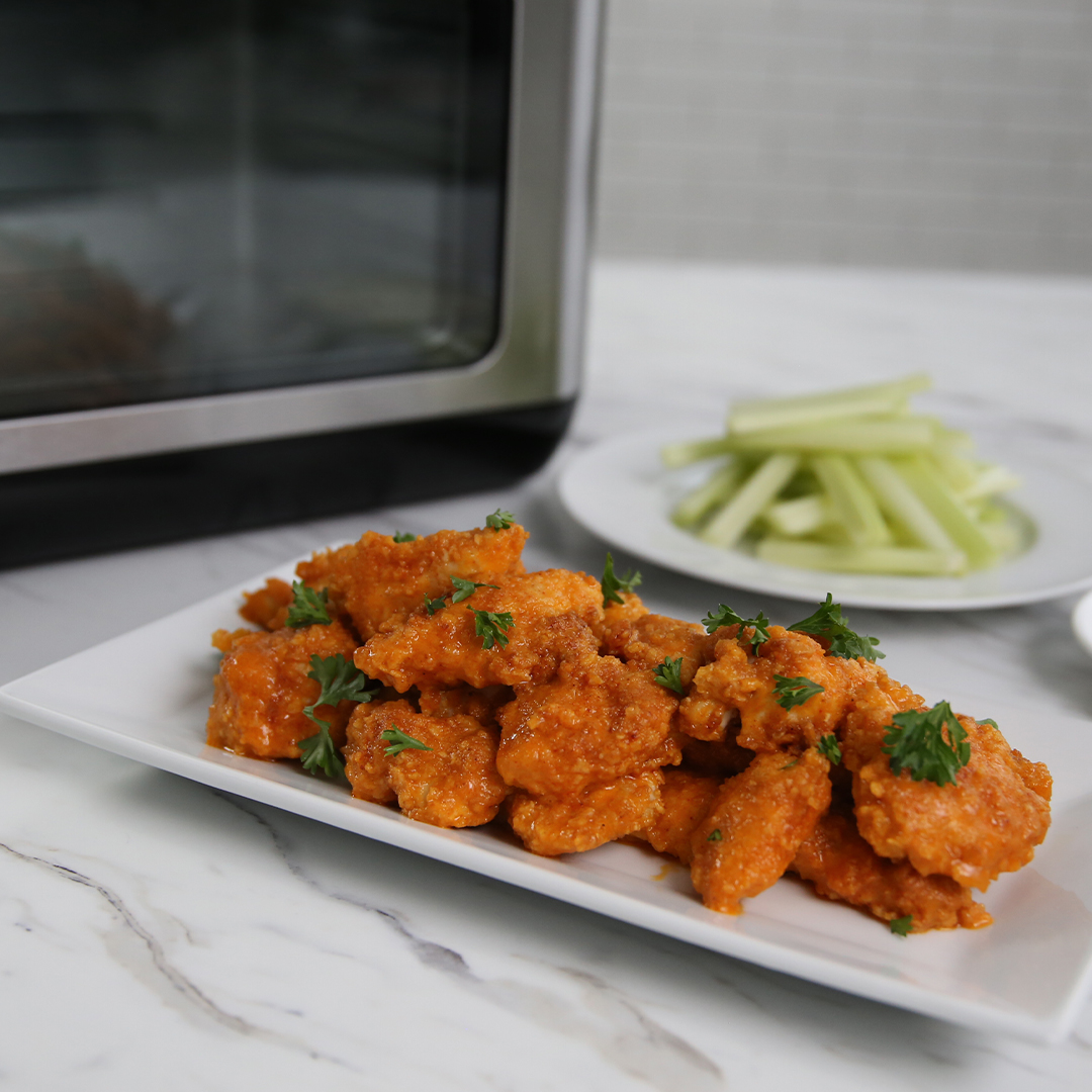 air fryer wings