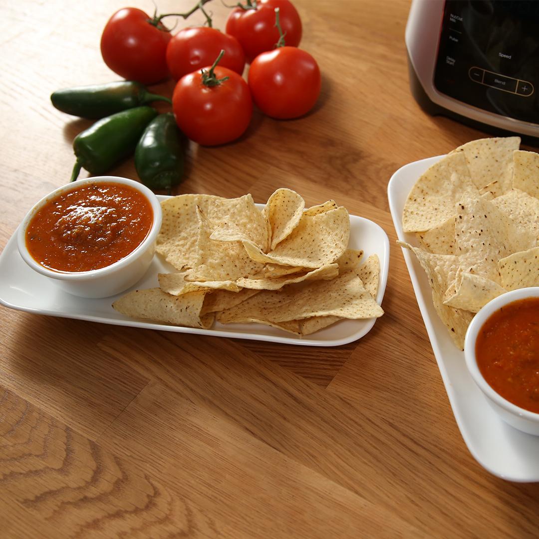 Ace plus blender salsa recipe