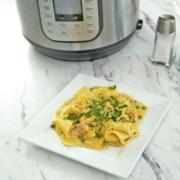 instant pot recipe, instant pot tuna casserole recipe, instant casserole recipe, instant pot tuna recipe, tuna casserole