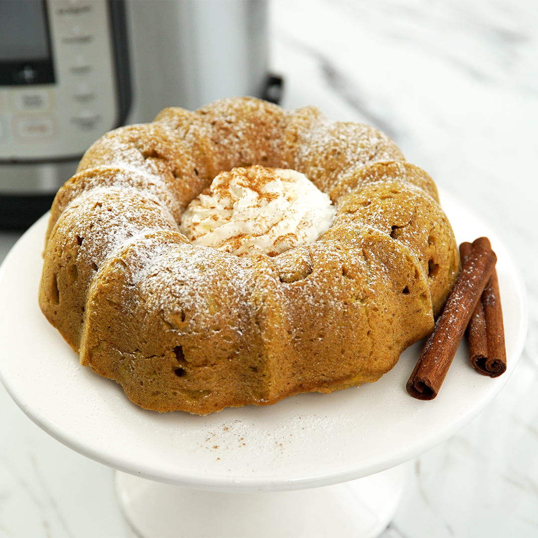 instant pot recipe, instant pot bread recipe, bread recipe, pumpkin spice bread, instant pot pumpkin bread recipe