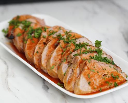 air fryer pork tenderloin, air fryer, air fryer recipe, Vortex plus, instant vortex plus