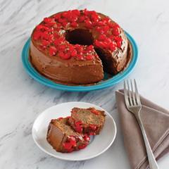instant pot cake, instant pot cherry chocolate poke cake, instant pot chocolate cake, instant pot dessert recipe